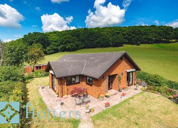 Thumbnail 3 bed detached bungalow for sale in Aberedw, Builth Wells