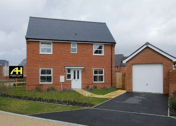 Thumbnail 3 bed detached house for sale in Shuttle Crescent, Andover