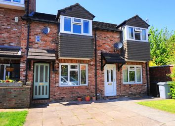 Thumbnail 2 bed mews house for sale in St. James Drive, Wilmslow