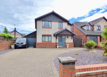 Thumbnail 3 bed detached house for sale in Riverside Gardens, Barrow-In-Furness, Cumbria