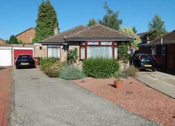 Thumbnail 4 bed detached bungalow for sale in Dashwood Avenue, Yarnton, Kidlington