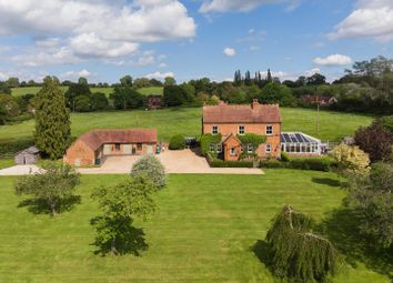Thumbnail 4 bed detached house for sale in Buckley Green, Henley-In-Arden, Warwickshire