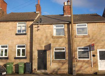 Thumbnail 2 bedroom terraced house for sale in Derby Road, Belper