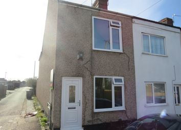 Thumbnail 3 bed end terrace house for sale in Clarence Road, Rugby