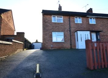 Thumbnail 2 bed semi-detached house for sale in Malcolm Road, Stafford