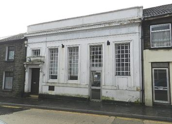 Thumbnail Office for sale in High Street, Ferndale