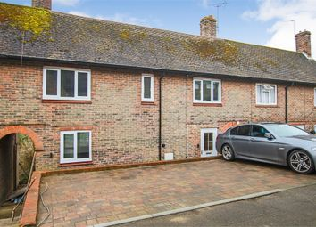 Thumbnail 3 bed terraced house for sale in The Close, East Grinstead, West Sussex