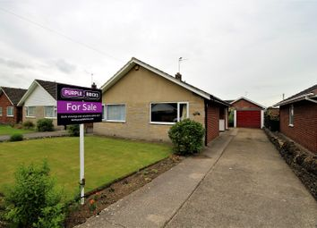 Thumbnail 2 bed detached bungalow for sale in Chestnut Grove, Malton
