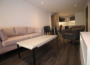 Thumbnail 2 bed flat to rent in Leicester