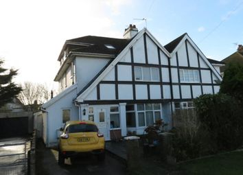 Thumbnail 4 bed detached house for sale in Bay View Road, Newton, Porthcawl, Bridgend