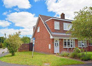 Thumbnail 3 bed semi-detached house for sale in Langlands Road, Cullompton