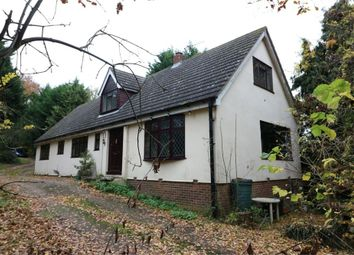 Thumbnail 5 bed detached bungalow for sale in Vineyards Road, Northaw, Potters Bar, Hertfordshire