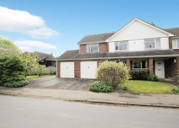 Thumbnail 5 bed semi-detached house for sale in Barnards Way, Wantage