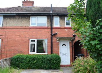 Thumbnail 3 bed terraced house for sale in Spalding Avenue, York