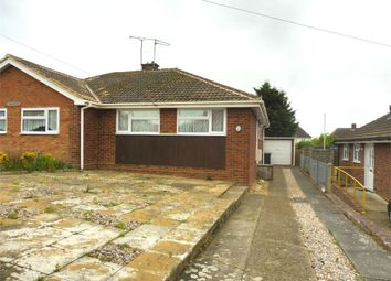 Thumbnail 2 bed semi-detached bungalow for sale in Woodrow Chase, Herne Bay, Kent