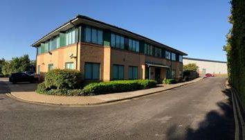 Thumbnail Office to let in 1, Regent Park, Booth Drive, Park Farm Industrial Estate, Wellingborough, Northants