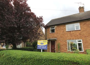 Thumbnail 3 bed semi-detached house for sale in Beckhampton Road, Bestwood Park, Nottingham