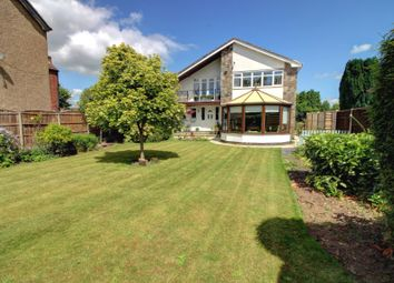 Thumbnail 4 bed detached house for sale in Leicester Road, Ravenstone, Coalville