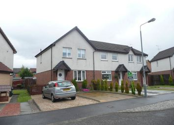 Thumbnail 2 bed terraced house to rent in Roundhouse, Cowie, Stirling