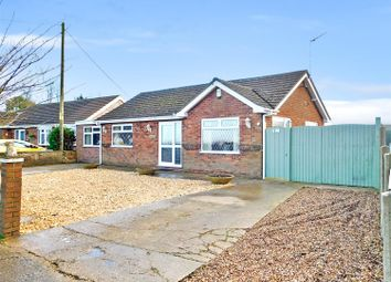 Thumbnail 4 bed detached bungalow for sale in Sea Road, Anderby, Skegness