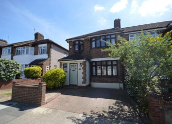 Thumbnail 3 bed end terrace house for sale in Stanley Avenue, Gidea Park