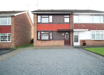 3 bed semi-detached house for sale in Acacia Crescent, Bedworth CV12