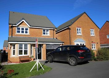 Thumbnail 4 bed detached house for sale in Brambling Close, Heysham, Morecambe