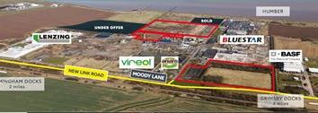 Thumbnail Land for sale in Small Development Plots, Humber Gate, Moody Lane, Grimsby