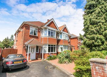 Thumbnail 3 bed semi-detached house to rent in Bramston Road, Southampton