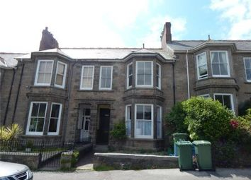 Thumbnail 1 bedroom flat for sale in Pendarves Road, Penzance, Cornwall