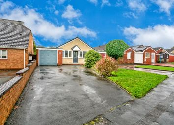 Thumbnail 3 bed detached bungalow for sale in Quinton Avenue, Great Wyrley, Walsall