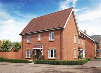 "Thumbnail 3 bed semi-detached house for sale in ""Hadley"" at Great Denham, Bedford"
