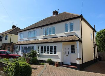 Thumbnail 3 bed semi-detached house for sale in Jackson Road, Bromley, Kent