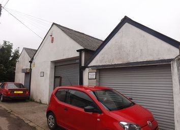 Thumbnail Land for sale in College Street, Camborne