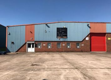 Thumbnail Light industrial to let in Unit 1, Menasha Way, Queensway Industrial Estate, Scunthorpe, North Lincolnshire
