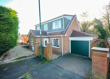 Thumbnail 3 bed detached house for sale in Boulby Drive, Loftus, Saltburn-By-The-Sea