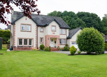 Thumbnail 6 bed detached house for sale in Wellside House, Viewfar Road, Milnathort, Kinross-Shire
