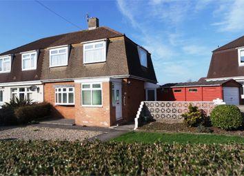 Thumbnail 3 bedroom semi-detached house for sale in Heol Llan, North Cornelly, Bridgend, Mid Glamorgan