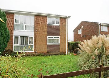 Thumbnail 2 bed flat for sale in Blanchland Avenue, Lemington, Newcastle Upon Tyne
