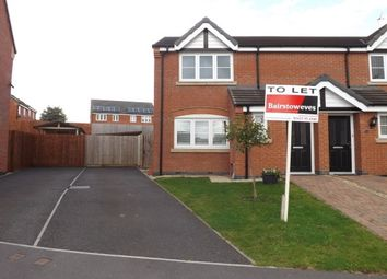 Thumbnail 3 bed property to rent in Amber Grove, Sutton In Ashfield
