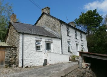 Thumbnail 2 bed detached house for sale in Rhydlewis, Llandysul