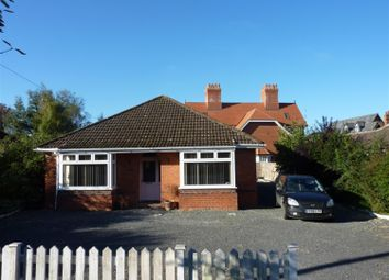 Thumbnail 3 bed detached bungalow to rent in Tattershall Road, Woodhall Spa, Lincolnshire
