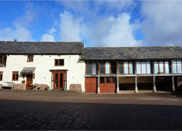 Thumbnail 5 bed barn conversion for sale in Bow, Crediton
