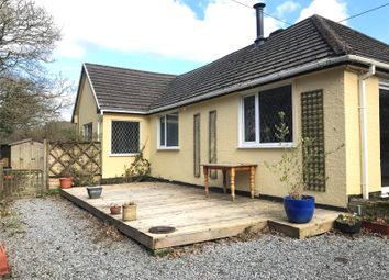 Thumbnail 2 bed detached house to rent in Woodsmoke Lodge, Pleasant Valley, Stepaside, Narbeth