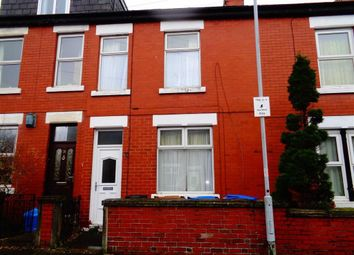 Thumbnail 2 bed terraced house to rent in Ellesmere Avenue, Marple, Stockport