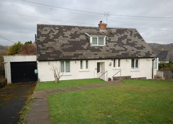 Thumbnail 4 bed detached bungalow for sale in Stammers Road, Saundersfoot