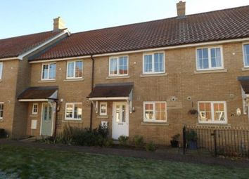 Thumbnail 3 bedroom terraced house for sale in Wymondham, Norfolk