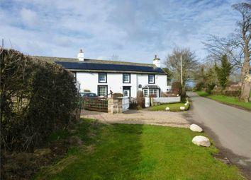 Thumbnail 4 bed semi-detached house for sale in Raughton Head, Carlisle, Cumbria