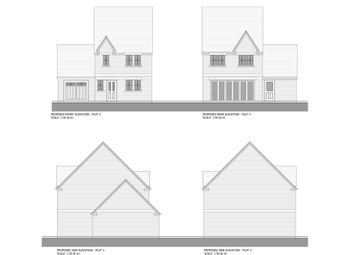 Thumbnail 3 bedroom detached house for sale in Moor Road, Bestwood Village, Nottingham