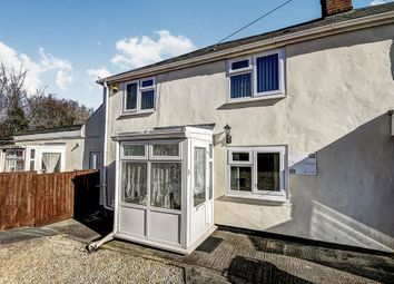 Thumbnail 2 bedroom semi-detached house for sale in Cricklade Road, Swindon